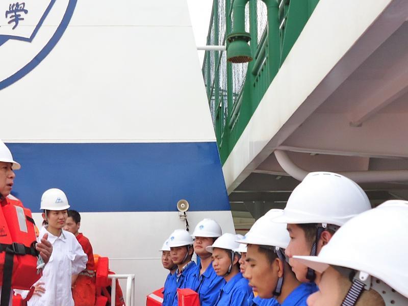 Contributor: Shanghai Maritime University (SMU)